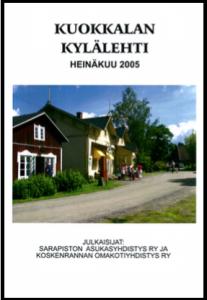 Kuokkalan Kylälehti 2005